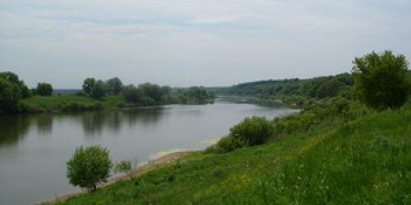 1.vid na reku don uchastka